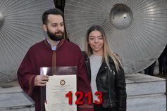 Ορκωμοσία Σχολής Μηχανικών Η/Υ και Πληροφορικής 17/12/2018 10:30 π.μ. Part 13/27