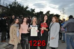 Ορκωμοσία Σχολής Διοίκησης Επιχειρήσεων 21/12/2018 16:30 μ.μ. Part 14/25