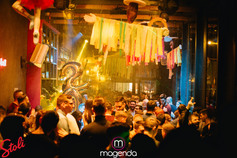Friday night at Magenda 18-01-19