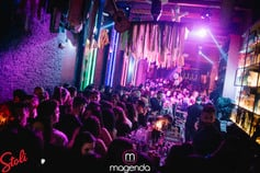 Greek night at Magenda 17-02-19