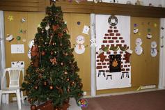 Χριστουγεννιάτικη γιορτή στη ΚΔΑΠ ΠΝΟΗ 22-12-19