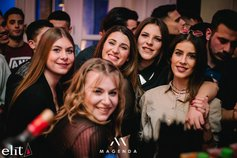 Friday night at Magenda Night Life 21-02-20