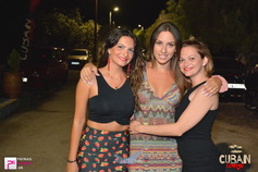 Cuban Lounge Nights at Αιώρα 15-07-20