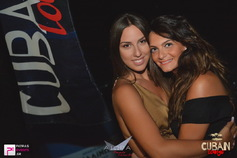 Cuban Lounge Nights at Αιώρα 22-07-20