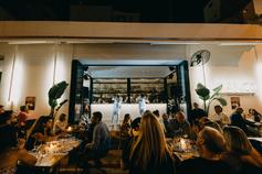 Οι 'Duo Violins' στο 'Bianco Restaurant - Cafe - Bar' 25-09-21