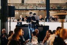 DJ Pantelis και Nick Saley στο 'Bianco Restaurant - Cafe - Bar' 22-10-21