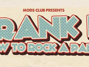 Crank It - How to Rock a Party at Μods Club
