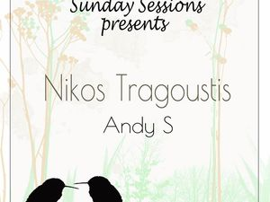 Nikos Tragoustis & Andy S - Sunday Sessions at Pas Mal