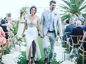 Το ρομαντικό βίντεο από τον γάμο του Michael Phelps!