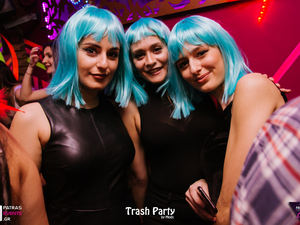 Trash Party at Mods Club 22-02-17 Part 1/2