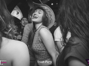 Trash Party at Mods Club 22-02-17 Part 2/2