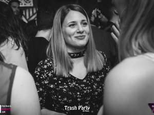 Trash Party at Mods Club 01-03-17