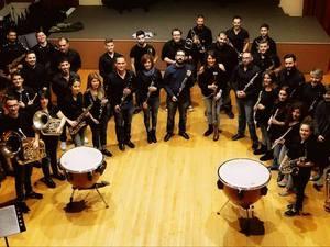 Πάτρα: Σήμερα η συναυλία της Ορχήστρας Πνευστών 'Πατρεύς' στη Φιλαρμονική