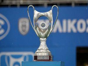 Παναθηναϊκός-ΠΑΟΚ και Ολυμπιακός-ΑΕΚ στα ημιτελικά του Κυπέλλου