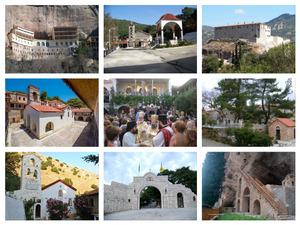 Mοναστήρια της Αχαΐας που θα σας βάλουν στο κλίμα του Πάσχα (pics)
