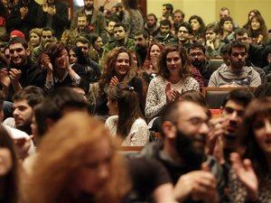 Η απάντηση της Νεολαίας ΣΥΡΙΖΑ στην ΟΝΝΕΔ