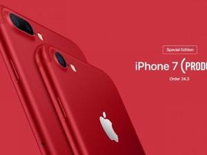 Η Apple κυκλοφόρησε για πρώτη φορά κόκκινο iPhone (video)