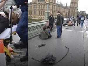 Ο δράστης της επίθεσης στο Λονδίνο είναι ο 52χρονος Καλίντ Μασούντ (pics+video)