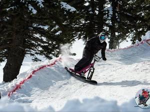 Skibike Downhill Race - Ο πιο συναρπαστικός αγώνας που έγινε φέτος στα Καλάβρυτα (pics+video)