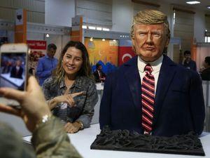 Ο γλυκός... Ντόναλντ Τραμπ (pic)