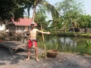 Ο Πατρινός πρωταθλητής που πήγε στη Μπανγκόκ της Ταϊλάνδης και κατέκτησε το όνειρό του (pics+video)