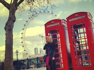 Tα ρούχα της Νατάσας Τάντουλα, 'πετούν' από την Πάτρα στο... Λονδίνο! (pics)