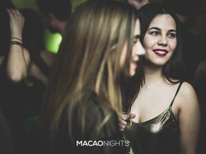 Greek Night at Macao Rf Street 03-04-17