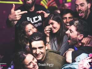 Trash Party at Mods 12-04-17