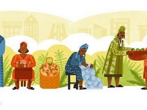 Έσθερ Άφουα Οκλόο - H Google τιμά με doodle την επιχειρηματία θρύλο από τη Γκάνα (video)
