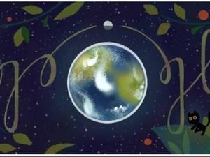 Η «Ημέρα Της Γης» έγινε Google Doodle (video)