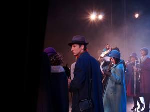 Στην «Evita» παίρνει μέρος (και) ο Πατρινός ηθοποιός, Ανδρέας Βούλγαρης! (pics)