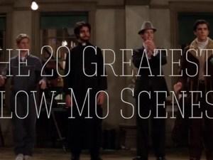 20 κορυφαία slow motion στον κινηματογράφο (video)