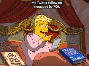 Οι Simpsons τρολάρουν άγρια τον Τραμπ για τις 100 ημέρες της προεδρίας του (video)