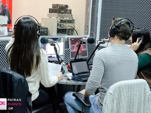 Πάτρα: O ραδιοφωνικός σταθμός του Πανεπιστημίου αναζητά μουσικούς παραγωγούς και συνεργάτες