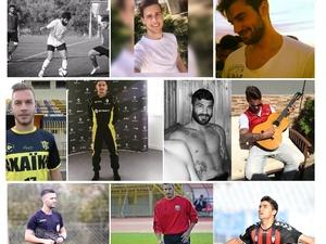 Οι 10 πιο hot άνδρες του τοπικού ποδοσφαίρου σε Πάτρα και Αχαΐα!