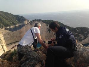Ζάκυνθος: H ανακοίνωση του Λιμενικού για την πτώση του άνδρα στο «Ναυάγιο»