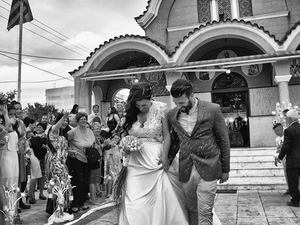 Μαγιάτικος γάμος για ένα όμορφο ζευγάρι από την Πάτρα!