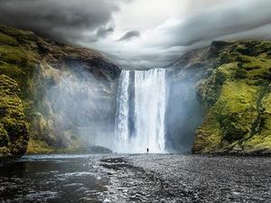 Η Ισλανδία μέσα από ένα Drone (video)