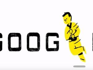Αφιερωμένο στο Παγκόσμιο Πρωτάθλημα Ταεκβοντό 2017 το σημερινό doodle της Google! (video)