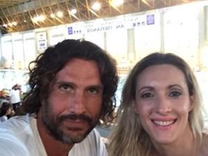 H συνάντηση του Κώστα Κοκκινάκη με την Ελένη Δάρρα στην Πάτρα!