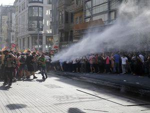 Επεισόδια στο Gay Pride της Κωνσταντινούπολης