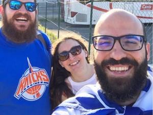 O Πατρινός που έζησε από κοντά τις επιτυχίες της Εθνικής στο Eurobasket της Τσεχίας (pics+vids)