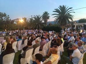 Πλήθος κόσμου στην εκδήλωση φίλων της Νέας Δημοκρατίας στο Λόγγο Αιγίου (pics)