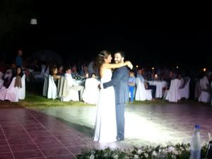 Να ζήσουν - Βασίλης Παππάς & Κωνσταντίνα Μπούσια παντρεύτηκαν στην Πάτρα!