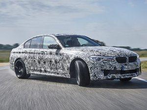 Η νέα BMW M5 στο Nurburgring (pic+video)