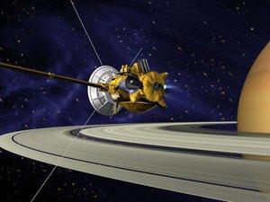 Το Cassini θα «ξύσει» την επιφάνεια του Κρόνου και μετά θα... «αυτοκτονήσει»