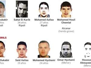 Βαρκελώνη - Αυτοί είναι οι τζιχαντιστές που ευθύνονται για το μακελειό!