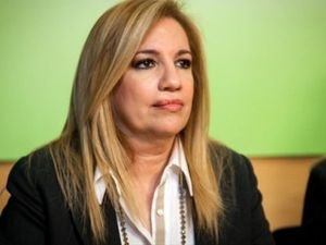 Φώφη Γεννηματά: «Δεν είμαστε ούτε θα γίνουμε δεκανίκι κανενός»