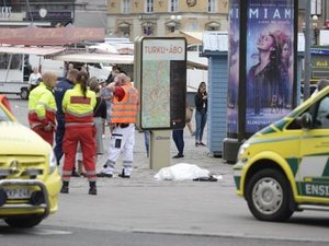 Φινλανδία - Ενός λεπτού σιγή στη μνήμη των θυμάτων της επίθεσης!