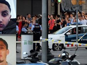 Στη Γαλλία ενδέχεται να έχει διαφύγει ο καταζητούμενος δράστης της Βαρκελώνης